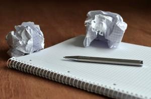 Si la escribes, podrás volver a tu idea las que veces que hagan falta para convertirla en la mejor idea.