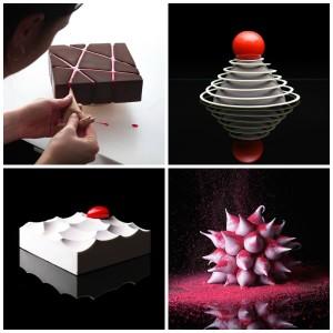 Algunos ejemplos del trabajo de Dinara Kasko